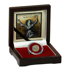Joan Of Arc's Silver Obol Coin: The Birth of a Saint - Canonized in 1920 France
