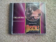 Oklahoma - The Musical Collection (CD) Original 1980 London Cast