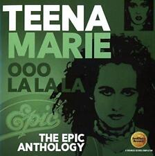 Teena Marie - Ooo La La La: The Epic Anthology (NEW 2CD)
