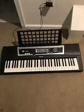Yamaha YPT210 Keyboard w/ sheet music stand (used, works perfectly)