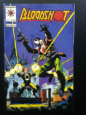 D9, Valiant Comics Sep # 19, Bloodshot, P/B GC