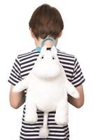 """MOOMIN 13"""" PLUSH BACKPACK SOFT TOY BRAND NEW WITH TAGS GREAT GIFT"""