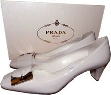 Low (3/4 in. to 1 1/2 in.) PRADA Heels for Women
