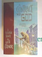 A Contract With God by Will Eisner - New, S/N