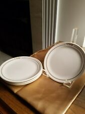 Vintage US Airways Airlines-4 B/B plates CHINA MAYER CHINA  w/ Gold Ltr. & TRIM