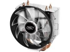 DEEPCOOL GAMMAXX 300R CPU Cooler 3 Heatpipes Round 120mm Fan with Red LED and PW