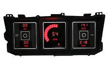 Ford Truck DIGITAL DASH PANEL FOR 1973-1979 Gauges Intellitronix Red LEDs!!
