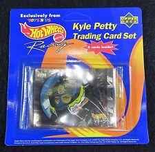 Kyle Petty Hot Wheels Trading Card Set 1997 Upper Deck Toys R Us  Nascar  Box 1