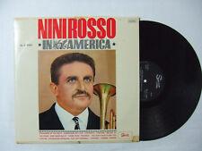 Nini Rosso – Nini Rosso In America -Disco Vinile 33 Giri LP Album  ITALIA 1966