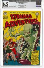 Strange Adventures #10 CGC 6.5  PEDIGREE COLLECTION Captain Comet    FILE COPY!!