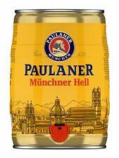 Paulaner Münchner hell 5 Liter 4 9 Vol Partyfass 3 /l