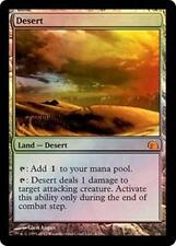 Foil DESERT From the Vault: Realms MTG Land Rare