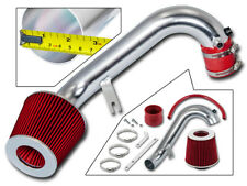 BCP 01-05 Civic 1.7 AT/MT Short Ram Air Intake +RED Filter