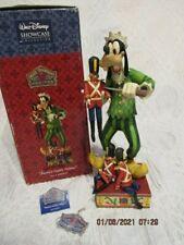 Jim Shore Disney Traditions 2006 Santa'S Goofy Helper Figurine 4005627 Mib