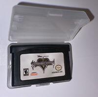 Kingdom Hearts: Chain of Memories (Nintendo Game Boy Advance, 2004) -...