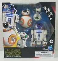 Star Wars The Rise of Skywalker Galaxy of Adventure R2-D2 BB-8 D-O Action Figure