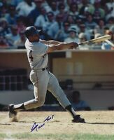 Willie Mays Autographed Signed 8x10 Photo ( HOF Giants ) REPRINT ,