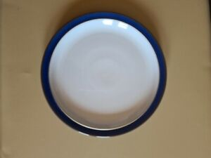 Denby imperial blue side plates 22cm