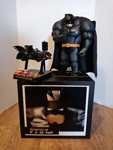 Fools Paradise The Dark Rise : 89 Lowfool Rare LE 289 Batman Super Me Art Figure