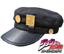 More details for jotaro kujo visor cadet cap / hat (cosplay / costume) (jojo's bizarre adventure)