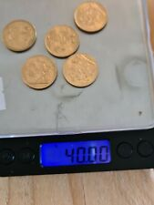 More details for 22ct sovereigns  scrap ring or keep