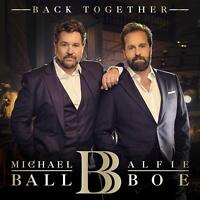 Ball & Boe - Back Together [CD] Sent Sameday*