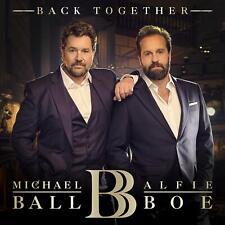 Ball & Boe - Back Together [CD] Sent Sameday*