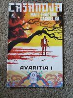 Casanova III: Avarita #1 Comic Book (Marvel Comics Nov 2011)
