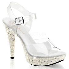 EUR 40 Damenschuhe aus Synthetik für Clubwear-Anlässe