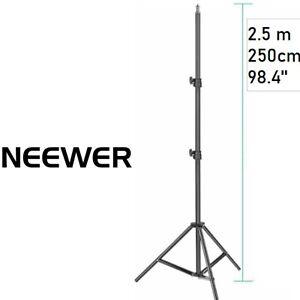 Neewer Stand Professional Lights tripod holder mount photography studio 2.5m