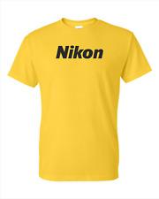 NIKON T shirt * Quality * photo * best gift * artist * coolpix