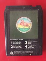 CHRISTOPHER CROSS s/t  M8 3383  8 Track Tape