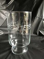 Carafe Pitcher W/ Dash Mark Etching For Mixed Drinks Cocktails Juice - 28 Oz