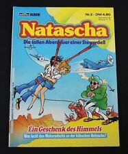 Natascha / Die tollen Abenteuer einer Stewardeß / Nr. 2 / Comic /