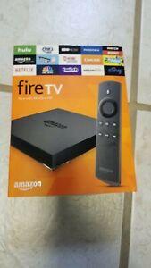 Amazon Fire TV 2nd Gen. Streamer 4K