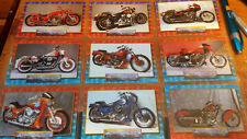 New listing Hamster Usa,Thunder,Motorcycles,S ports Cards,Lot Of 9.1993.Free Shipping