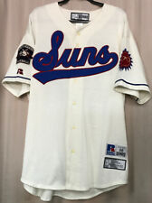 Tom Seaver 1966 Jacksonville Suns White Minor League Baseball Jersey Mens Sz 56