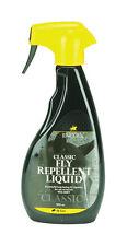 Lincoln Classic Fly Repellent Liquid - Horse Pony Spray 500ml