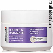 GOLDWELL BLONDES  Treatment Aus Seller