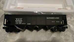 Lionel 6-51501 BALTIMORE & OHIO HOPPER CAR. NIOB. UNUSED. NOS from 1991.