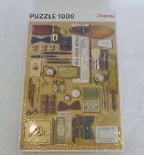 Piatnik Puzzle Sophisticated Gentleman Jigsaw 1000 Pieces New Sealed Box
