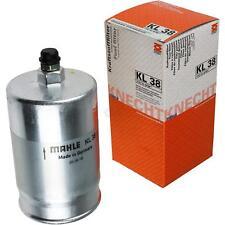 Original MAHLE Kraftstofffilter KL 38 Fuel Filter