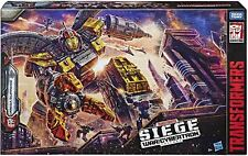 Transformers Siege War For Cybertron Titan Class Omega Supreme Playset