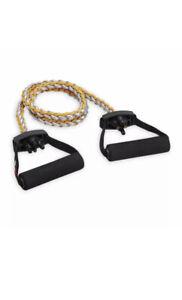 NEW SPRI Braided Xertube Resistance Band Exercise Cords