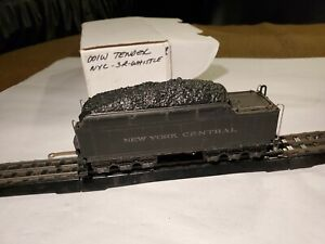 Lionel Pre War 00 Scale # 001W NYC Diecast Detailed Tender 3 Rail VGC 1938/42