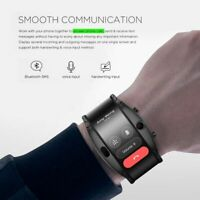 "4.01"" Foldable Flexible Screen Smart Watch Phone Snapdragon Bluetooth Calling"