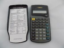 Texas Instruments TI-30Xa Scientific Calculator Math And Science Functionality
