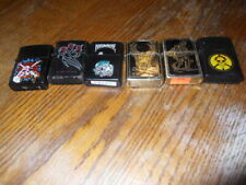Lot of 6 lighters 5 NOS 1 used   lot#5