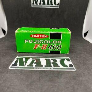 1x Fujicolor F-II 400 120 Film  expired film