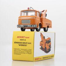 Dinky Toys 589A 1:43 Diecast DEPANNEUSE BERLIET G.A.K. AUTOROUTES Atlas